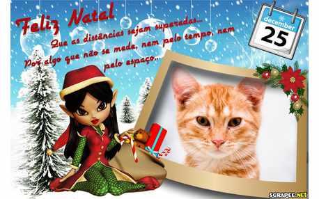 Moldura - Natal De Uniao