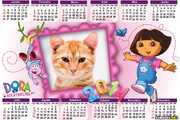 6365-Calendario-2014-Dora-Aventureira