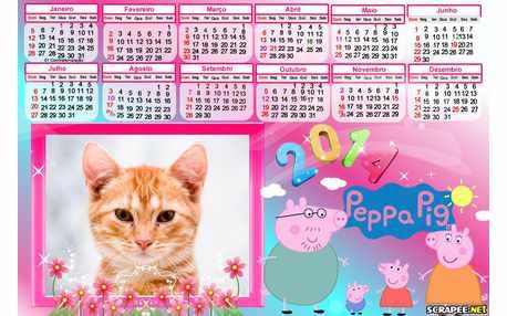 6375-Calendario-Peppa-Pig