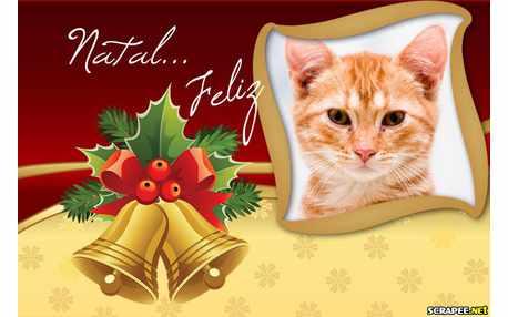Moldura - Sino De Natal