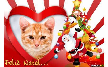 Moldura - Moldura De Natal