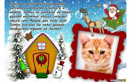 Moldura - Natal Gostoso