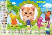 6471-Calendario-Backyardigans-2014