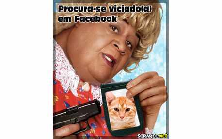 Moldura - Procura Se Viciado No Facebook