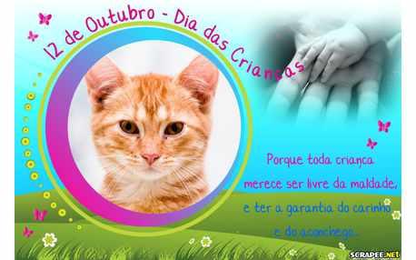 Moldura - Dia Das Criancas