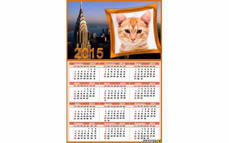 Moldura - Calendario De Paris