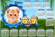 6833-Calendario-Minions