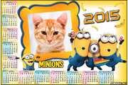 6834-Minions-Calendario-2015