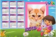 6836-Dora-calendario-2015