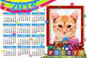6845-Pocoyo-Calendario-2015