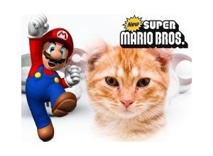 Moldura - Super Mario Bros