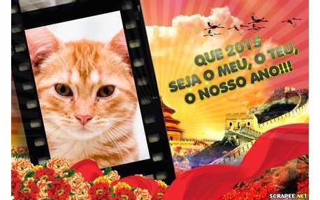 Moldura - 2015 Nosso Ano