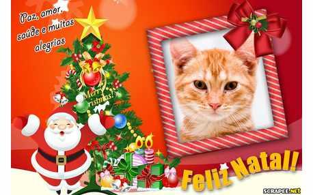 Moldura - Natal Feliz