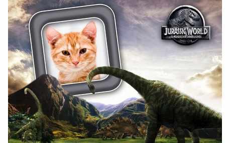 Moldura - Jurassic Park 2015