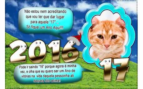 Moldura - Adeus 2016