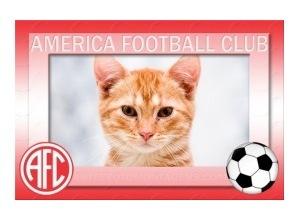 Moldura - America Football Club