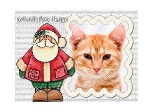 Moldura - Gordo Noel