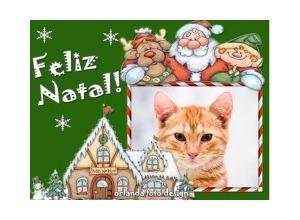 Moldura - Feliz Natal A Todos