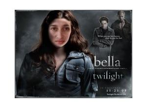 Crepusculo-Bella