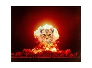 Moldura - Explosao Nuclear