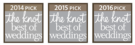 theKnot award badges
