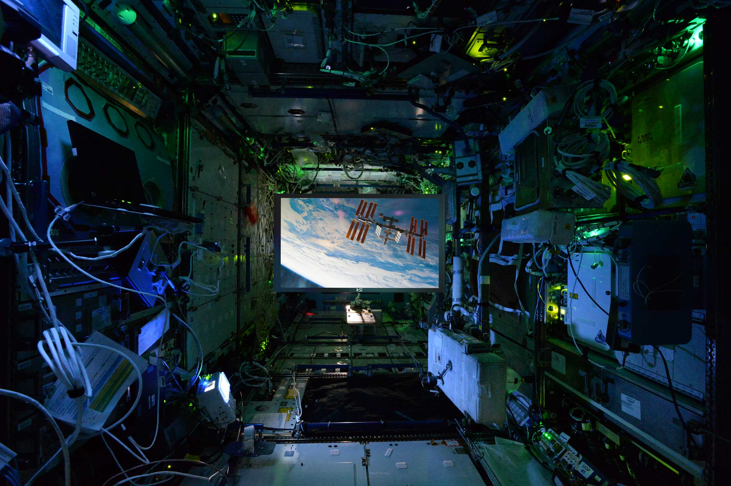 NASA screenin module