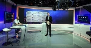 Czech TV FlexGlass