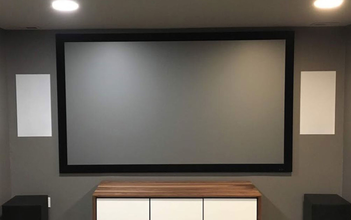 Infinite Home Theater - 5 Fixed - Slate AT