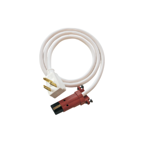 Plug-In Cable with 5-15P NEMA Plug - 1.5FT