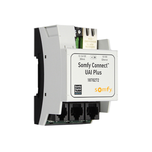 Somfy Connect Universal Automation Interface
