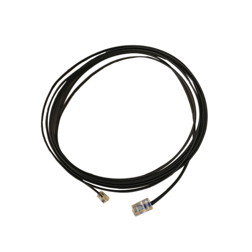 4 Cond. 26 AWG modular cable with RJ9/RJ45 (Data Only) - 2.5FT