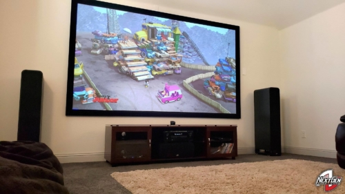 Next Gen AV Inc. Chooses Black Diamond for Customer's Media Room