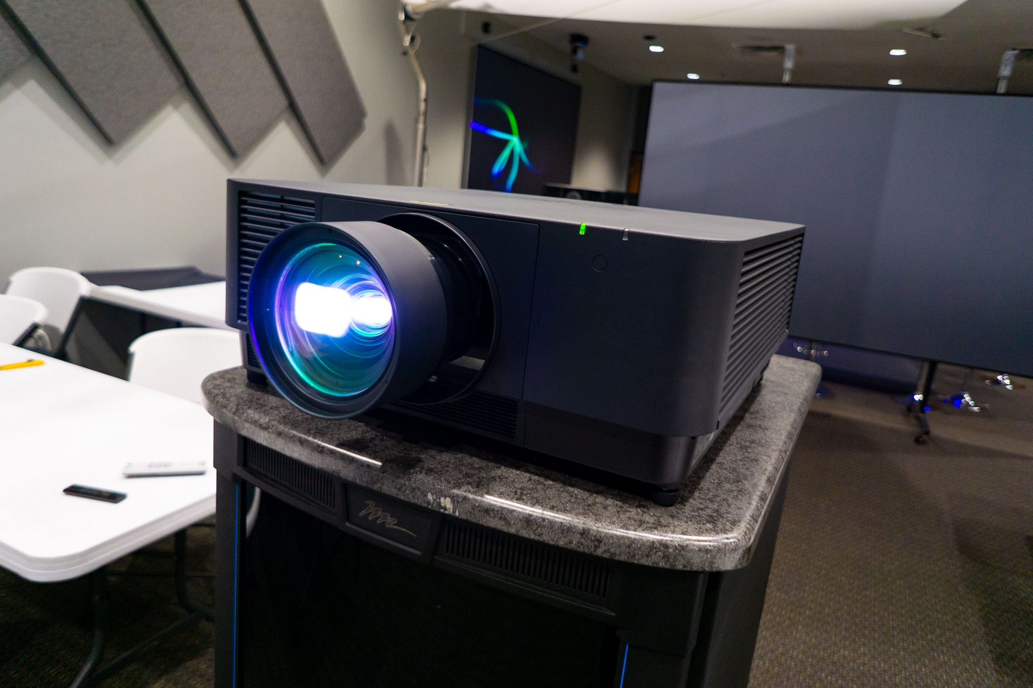 Sony FHZ120L laser projector