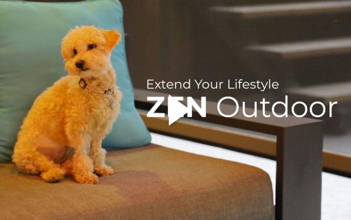 Zen Outdoor Shades