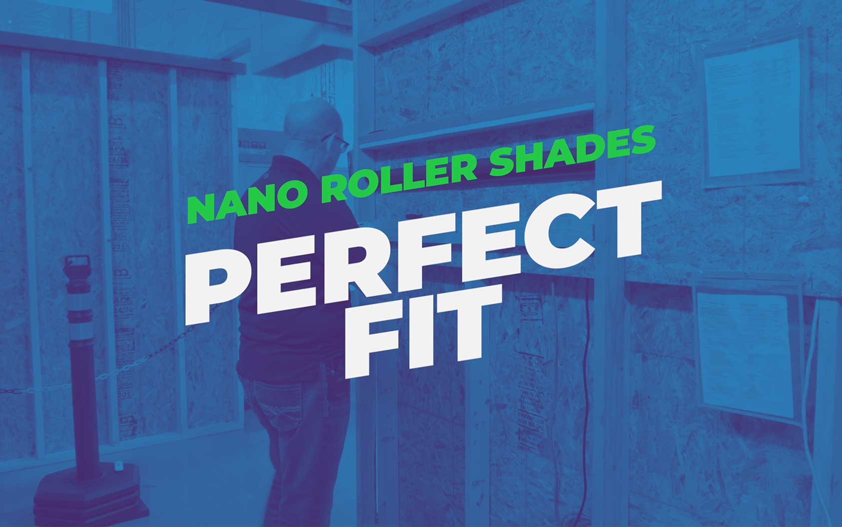 Perfect Fit Nano Roller Shade Brackets