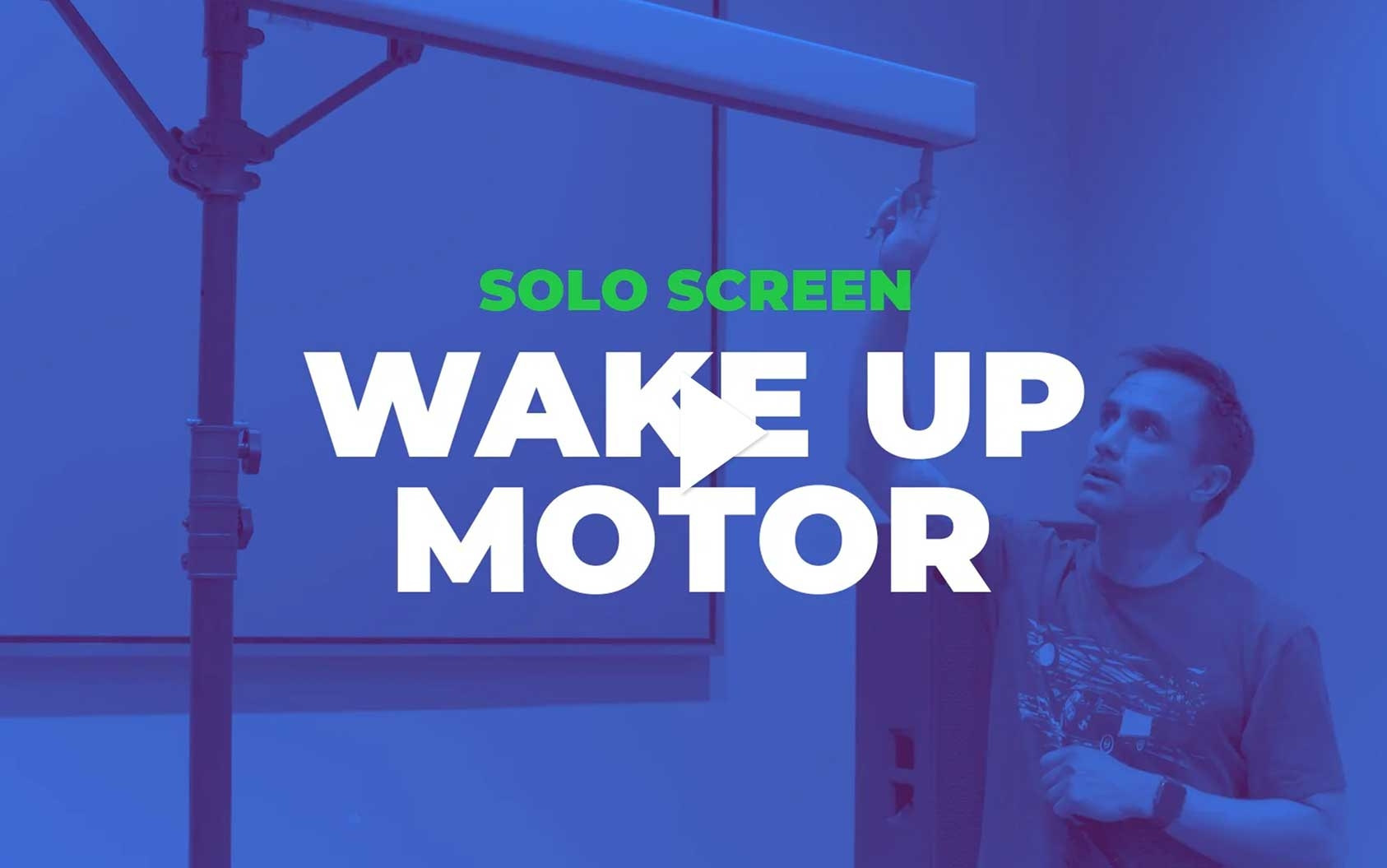 Solo - How to Wake Up the Motor