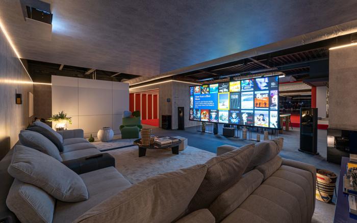 Genesis Technologies Group VIP Lounge