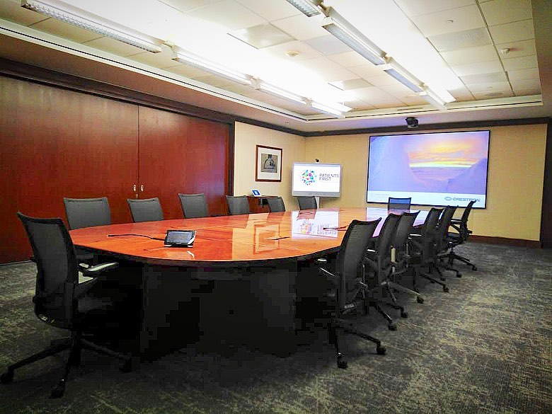 Inteliksa conference room
