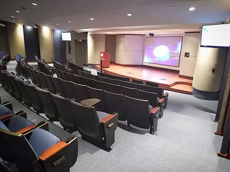 Inteliksa Auditorium
