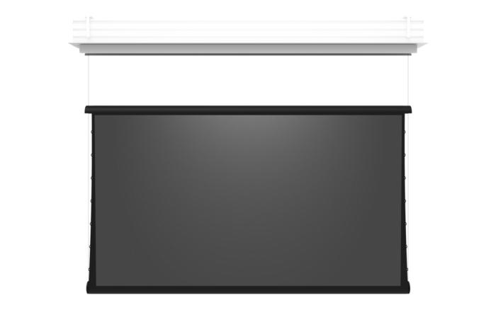 Zero-G Levitating Projection Screen