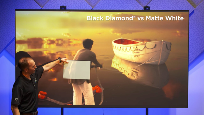 black diamond zero edge stand