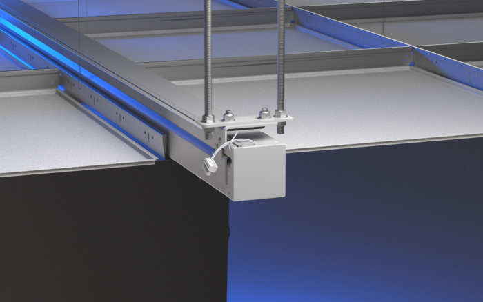 Solo Suspended Ceiling Brackets