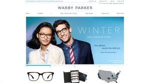 Warby Parker Jobs : Screenshot