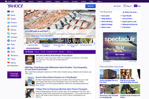Yahoo Jobs : Screenshot