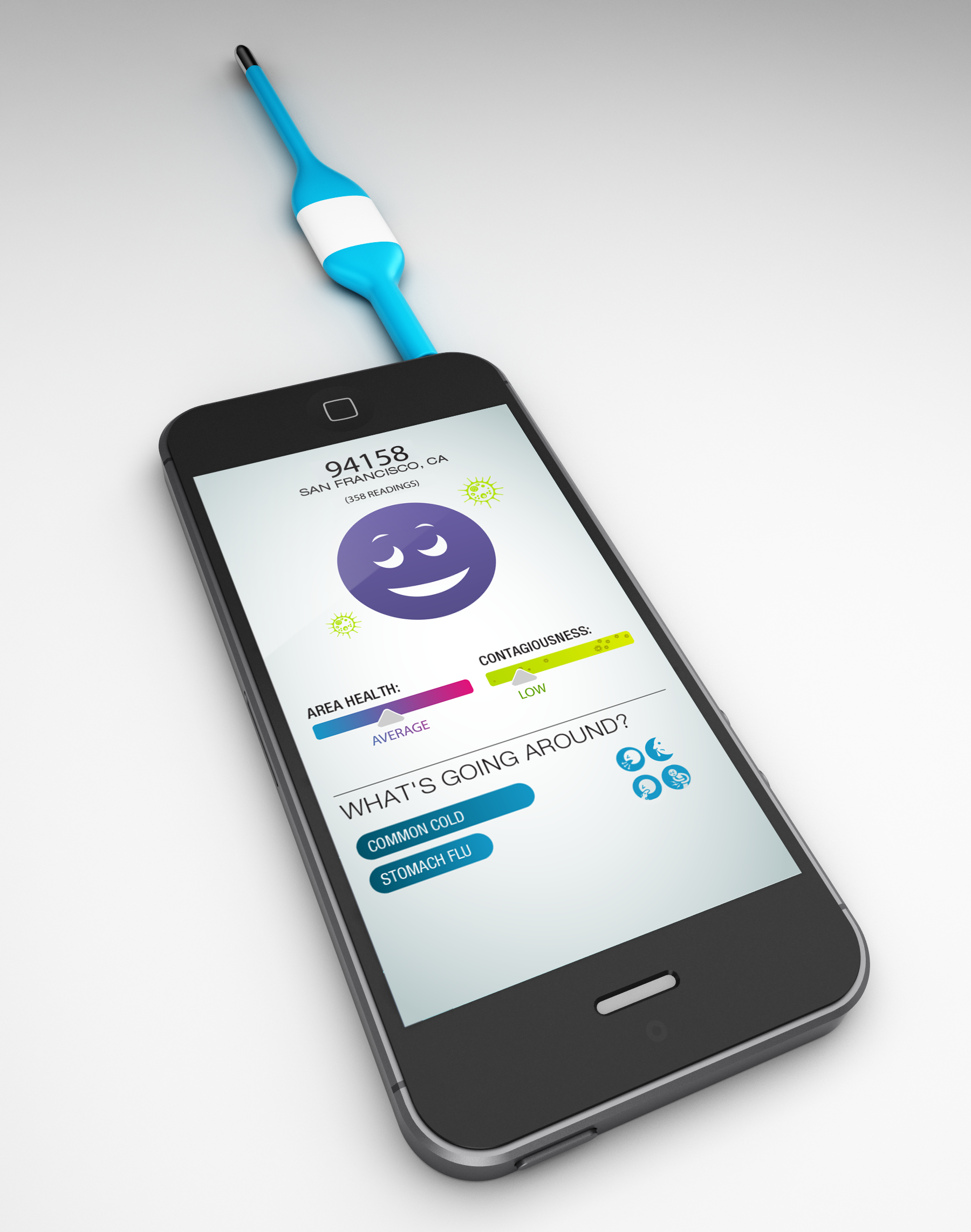 Kinsa Smart Thermometer Takes Grand Prize in Innovate Health Tech