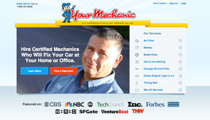 YourMechanic Jobs : Screenshot