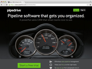 Pipedrive Jobs : Screenshot