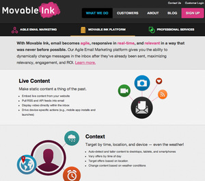 Movable Ink Jobs : Screenshot