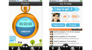 GymPact Jobs : Screenshot