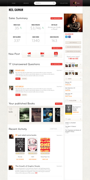 Zola Books Jobs : Screenshot